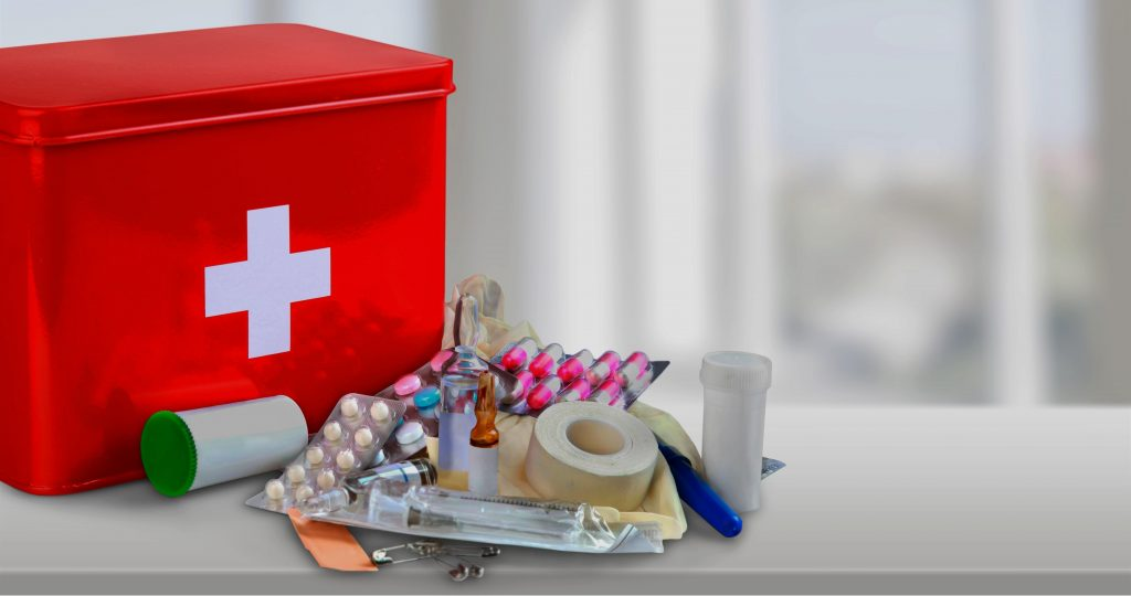 What Should You Have In A First Aid Kit