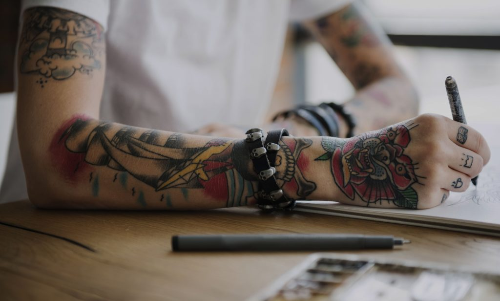 Do tattoos affect your opinion when recruiting