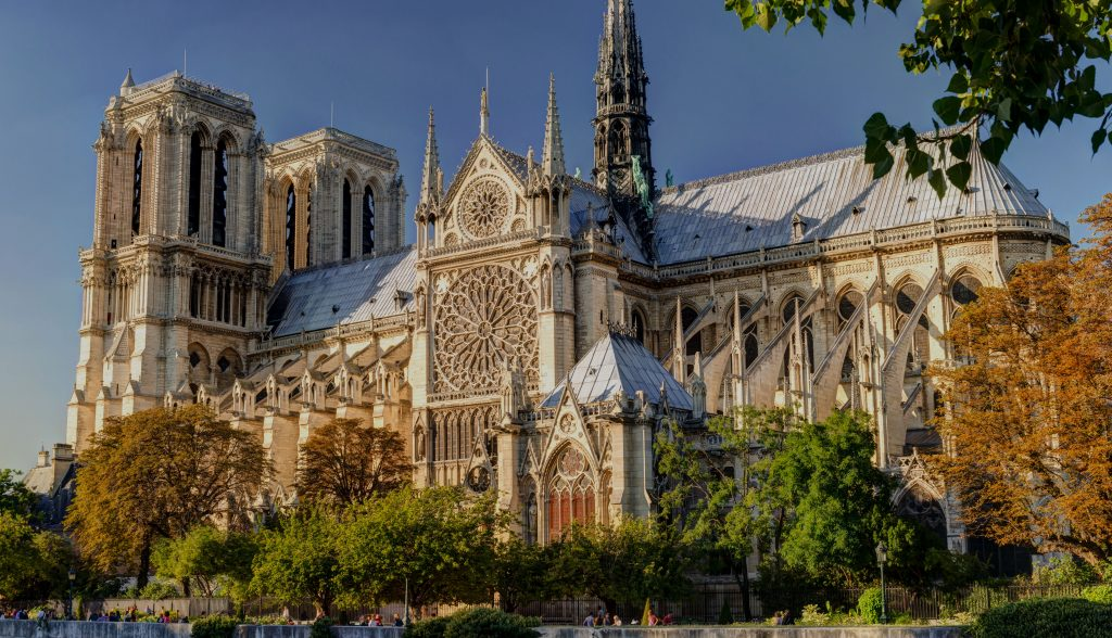 Lesson to learn from the notre dame cathedral fire